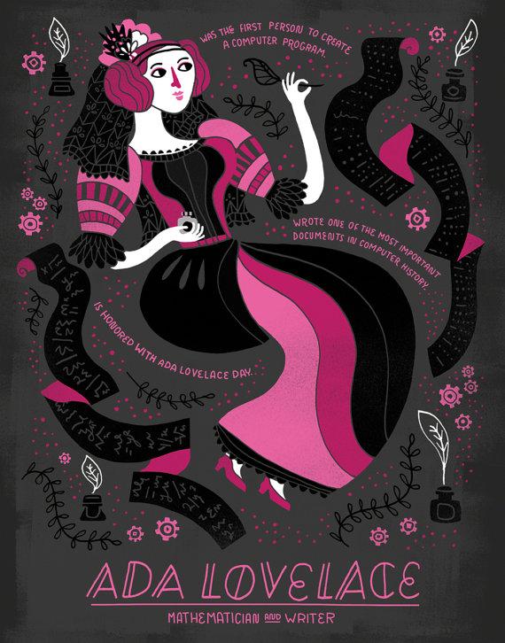 Mujeres de ciencia_Ada Lovelace
